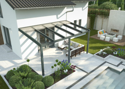Gardendreams_veranda_overkapping_Schuifdak_open